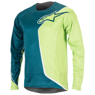 Mens Sierra Long Sleeve Jersey (Spruce Green) 1cb98d87e