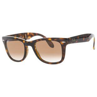 1c1138986b0 Ray-Ban. Wayfarer Folding Sunglasses (Dark Havana)