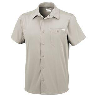 f2a4c5dae4b Columbia. Mens Triple Canyon Solid Short Sleeve Shirt ...