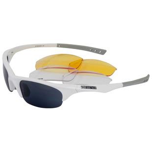 Arina Blade Sonnenbrille - Weiß, Adult