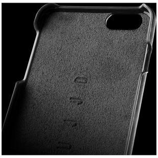 ... Leather Case for iPhone 6 Plus 6s Plus (Black) ... 90ff684f58ec0
