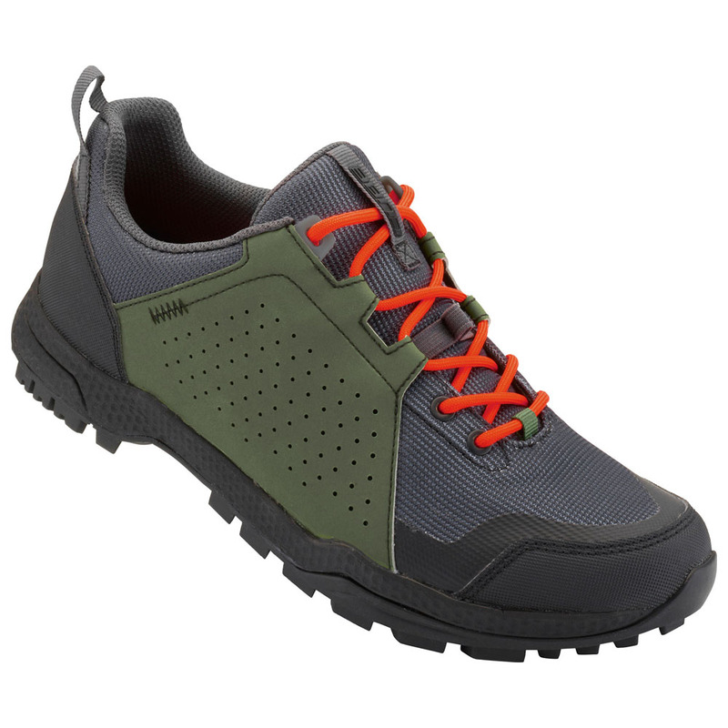 f1f04465cf964 Cube ATX OX Cycle Shoes (Olive/Cherry Tomato) | Sportpursuit.com