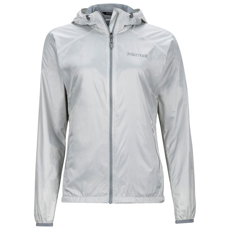 Marmot Womens Ether DriClime Jacket (Glacier Grey