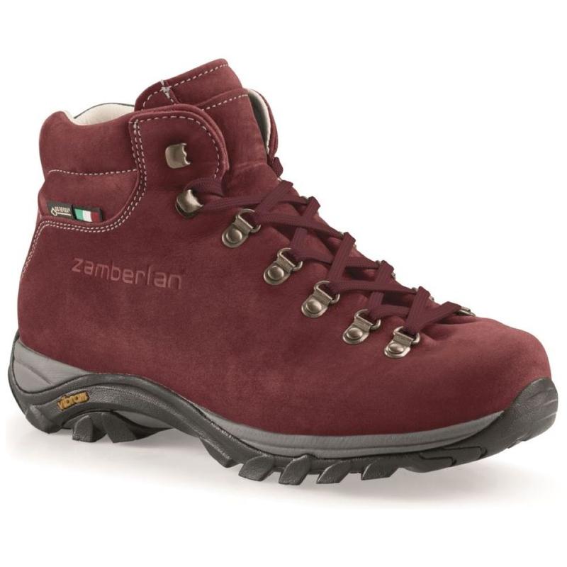ab33b6dee0e Zamberlan Womens Trail Lite Evo GTX Boots (Purple)