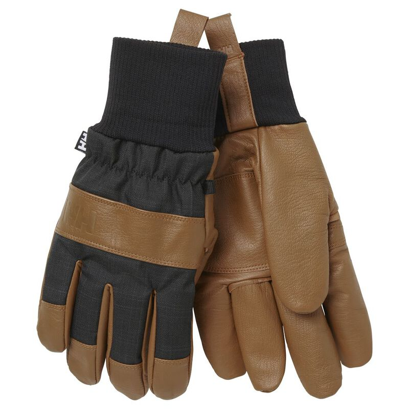 HELLY HANSEN Mens Dawn Patrol Gloves (Cinnamon)