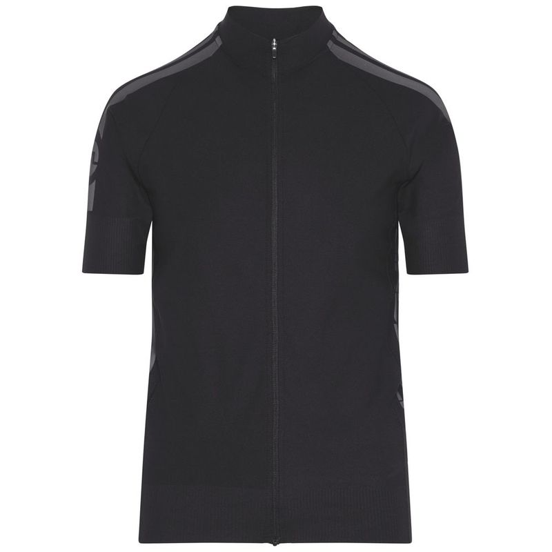 9a202bc15 J Lindeberg Mens Speed Poly Stretch Jersey (Black)
