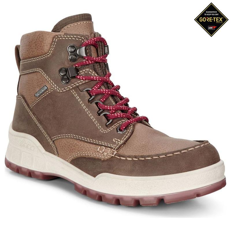 4a220c8e4d Ecco Womens Track 25 GTX Boots (Navajo Brown)
