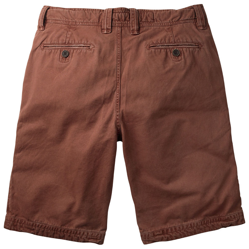 c69e1c81d7 Fat Face Mens Cove Flat Front Shorts (Rust Red)   Sportpursuit.com