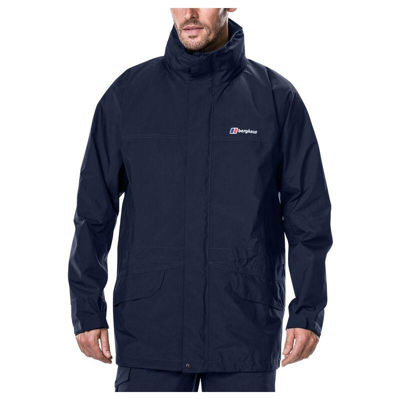 b8df54347 Berghaus Mens Long Cornice Interactive Shell Jacket (Dusk)   Sportpurs