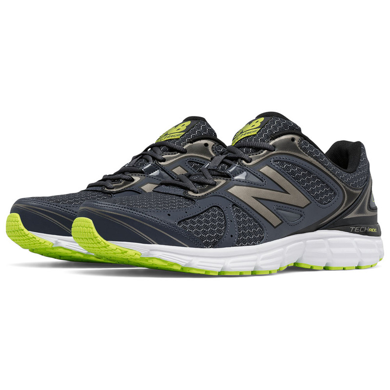 7dc2941b28bfa New Balance Mens 560 V6 Running Shoes (Dark Grey) | Sportpursuit ...