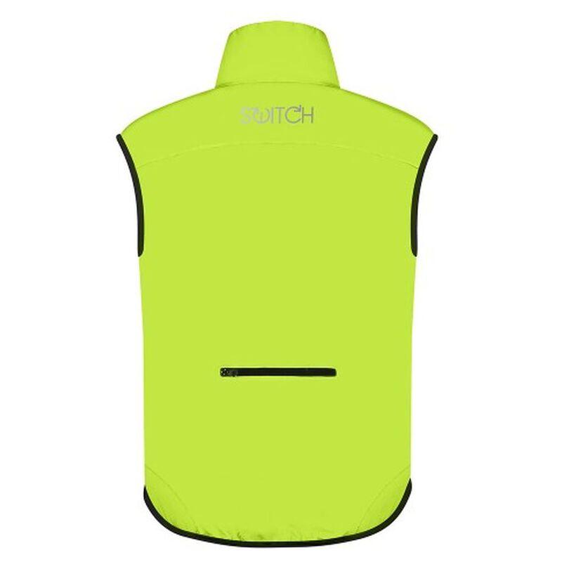Switch Woman/'s Reversible Cycling Gilet Vest Yellow Proviz Reflective