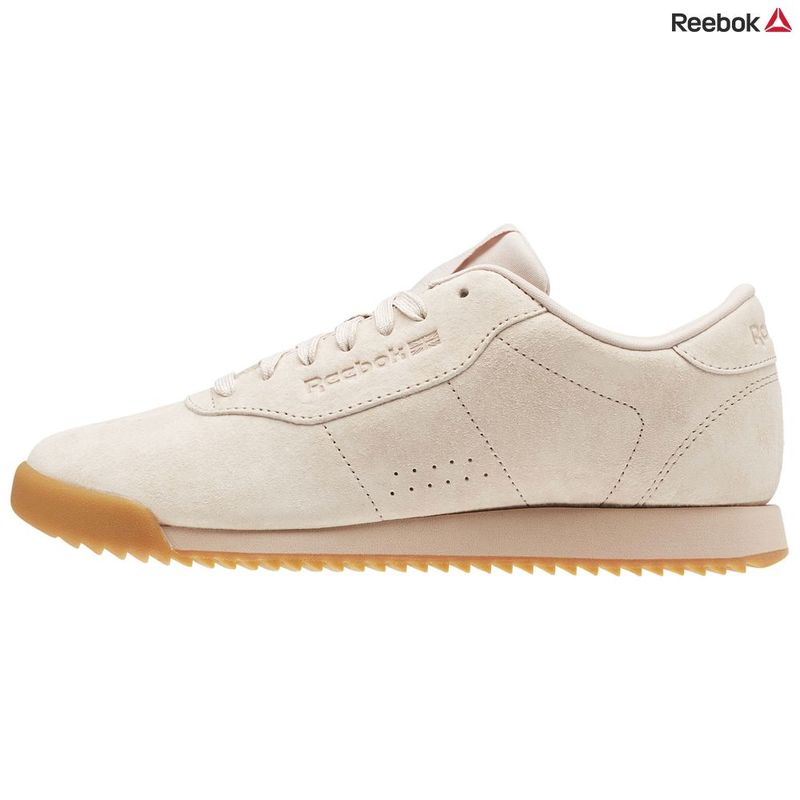 3cd0d0889f8b4 Reebok Womens Princess Ripple Shoes (Wntr Fruit-Bare Beige Bare Brown