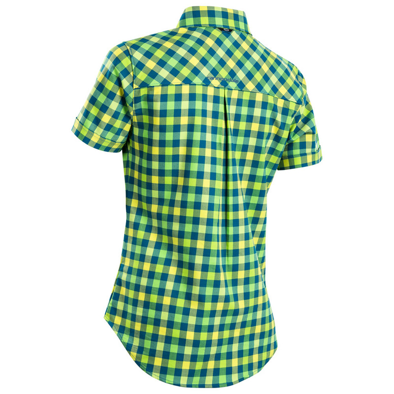 e56b31bef Sugoi Womens Cannondale Shop Shirt (Green)