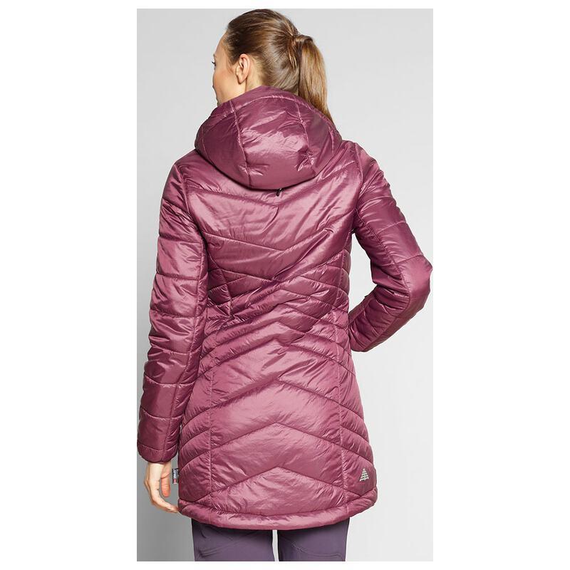 Berg Outdoor Womens Arcas Polar Fleece Jacket