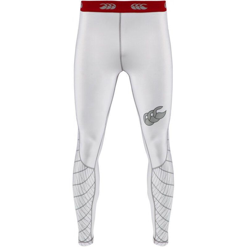 f6d875cd5e Mens Mercury Hybrid Compression Legging (White)