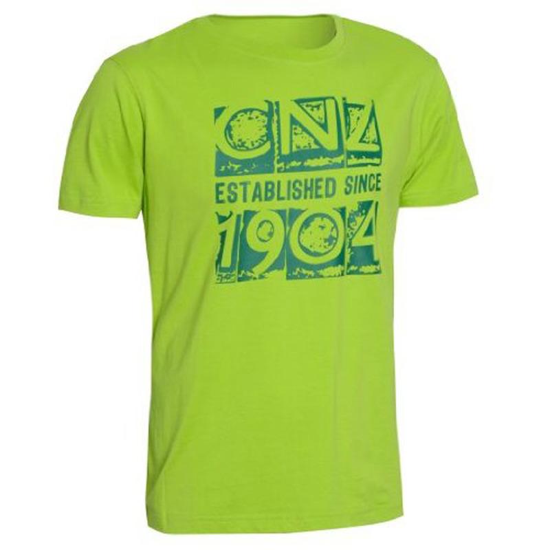 Canterbury Kids CNZ 1904 Graphic T-Shirt (Green) | Sportpursuit com