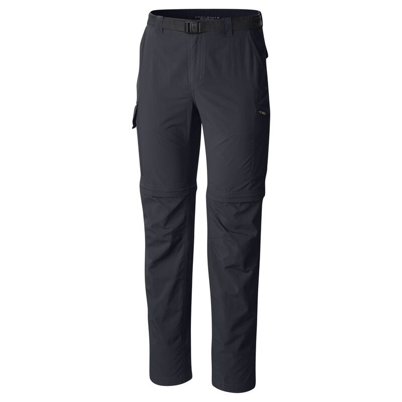 Mens Silver Ridge Convertible Trousers (Abyss)