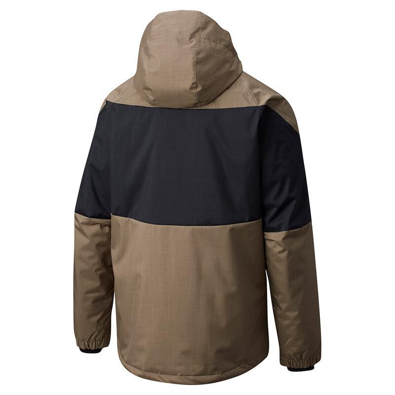 6f34b3936 Columbia Mens Alpine Action Jacket (Sage/Black) | Sportpursuit.com