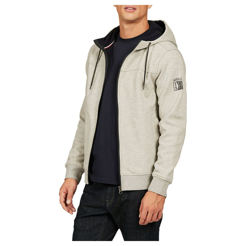 Greydark Fleece Sportpursuit Mens Gilet Aigle heather Vivafleece qwxEB7YX
