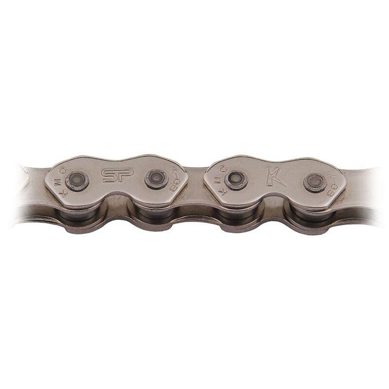 CHAIN CON LINK KMC 1//2x3//16 Silver