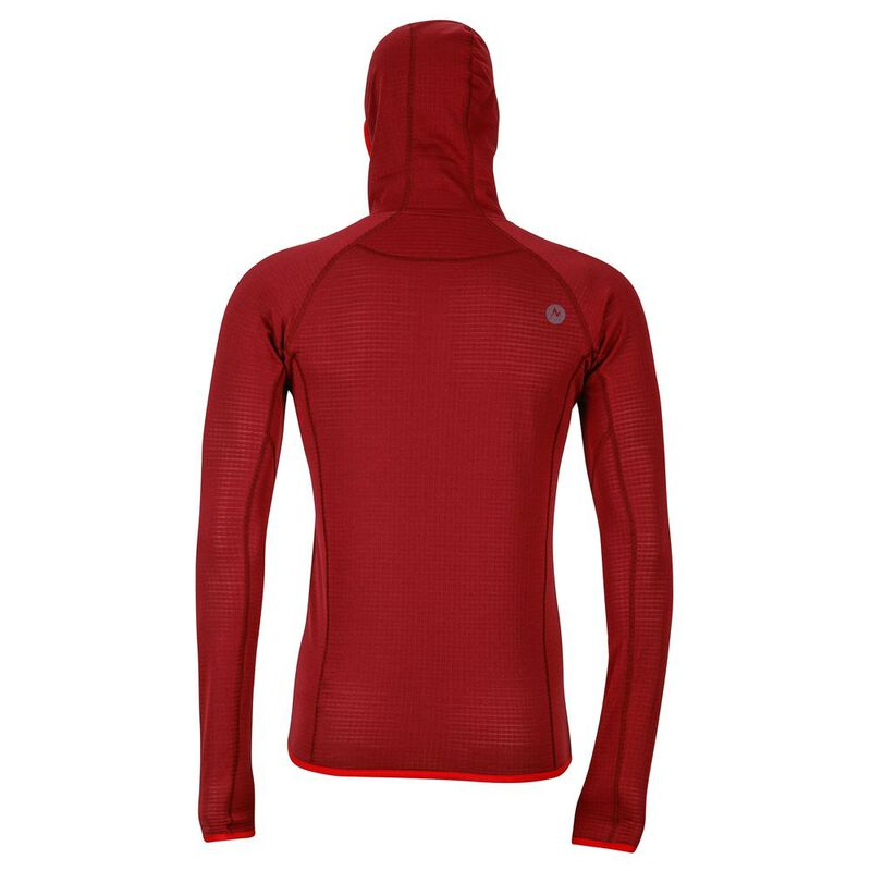 49372ec6a Marmot Mens Neothermo Hooded Jacket (Brick) | Sportpursuit.com