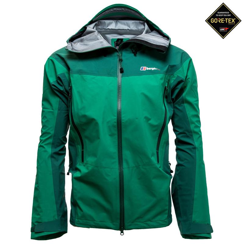 buy popular another chance so cheap Berghaus Mens Mcilwraith GTX Jacket (Bosphorous) | Sportpursuit ...