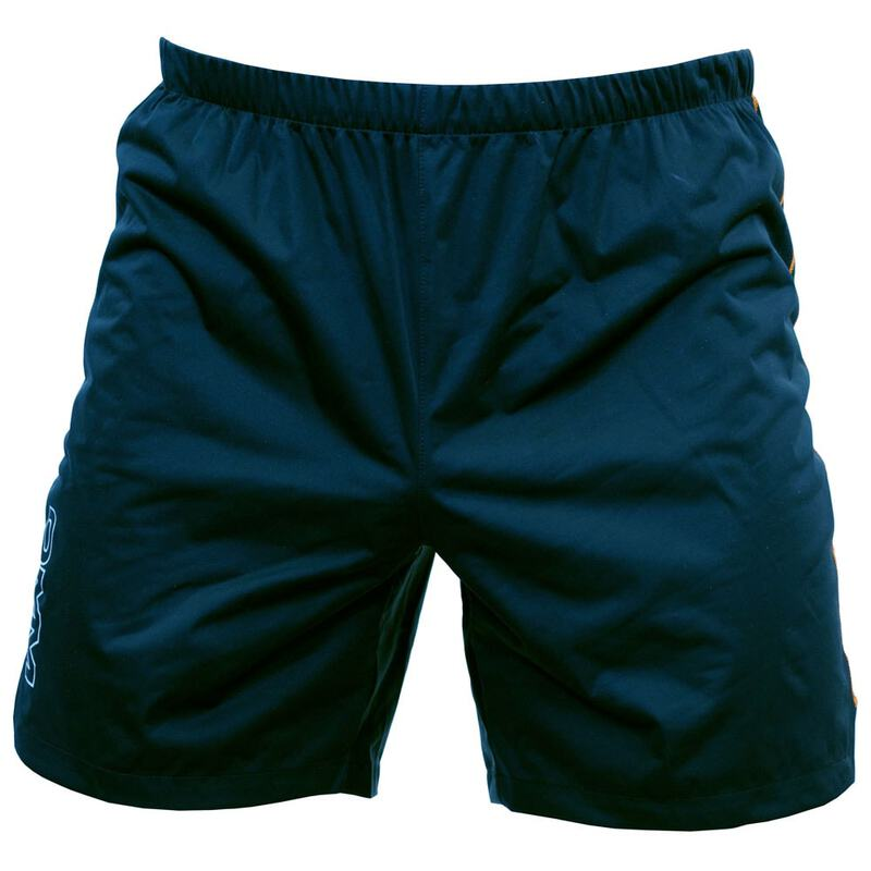 Black OMM Kamleika Mens Running Shorts