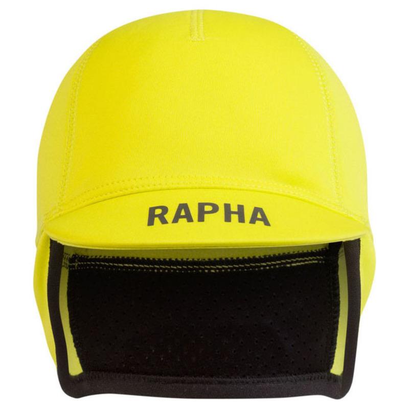 ab8f5fb9b55 Rapha Pro Team Winter Hat (Chartreuse)