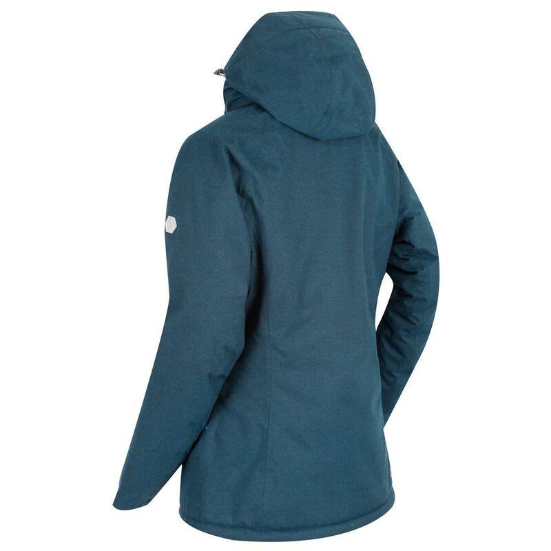 Regatta Women/'s Highside III Waterproof Insulated Jacket Blue