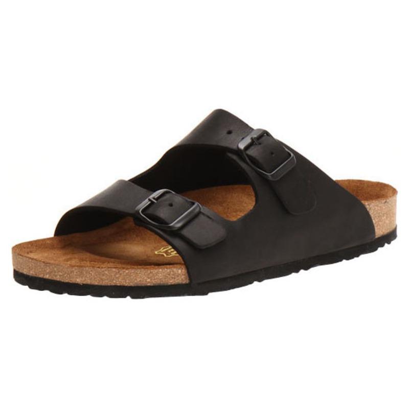 63f41d831a77 Comfortfusse Mens Bali Sandals (Black)