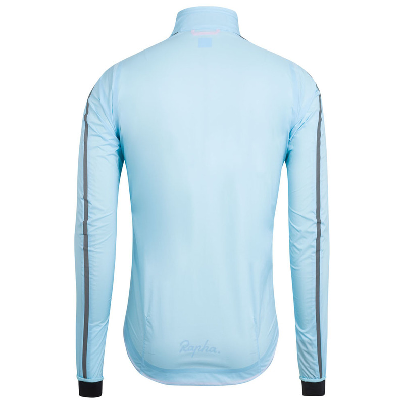 5a870217e Rapha Mens Classic Wind Jacket II (Light Blue) | Sportpursuit.com