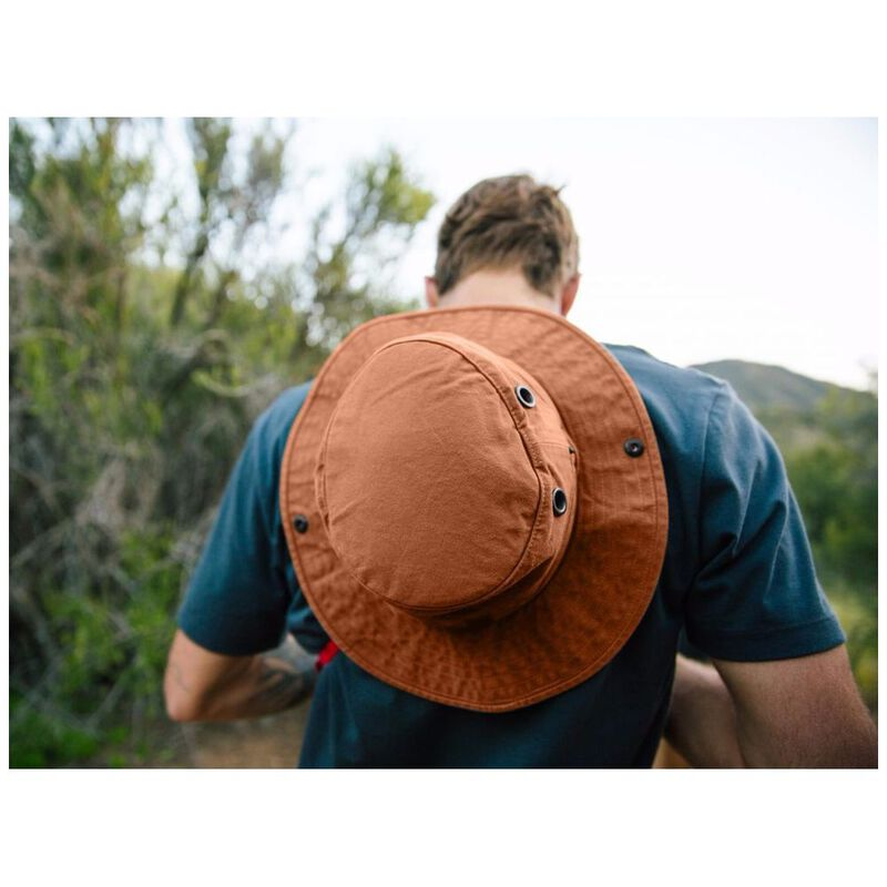 Tilley T3 The Wanderer Hat (Caramel)  dbb7c44a29b