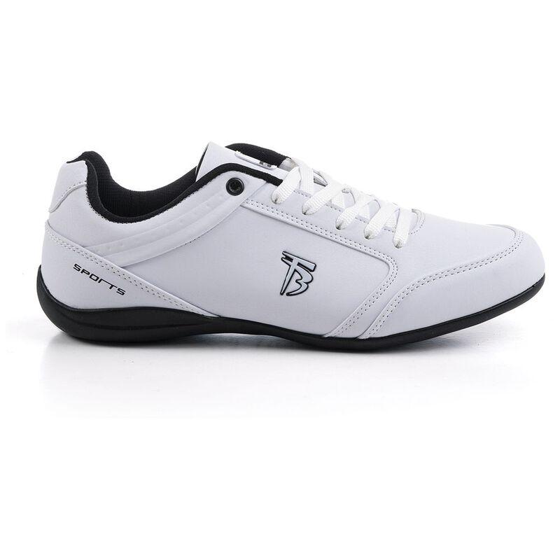 Black Sneakers Tony ShoesWhite Mens 38 ALRj54