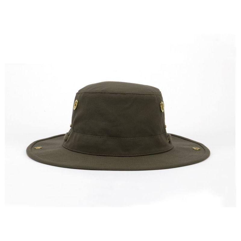 Tilley T3 Cotton Duck Hat (Olive)  5835d93d01c