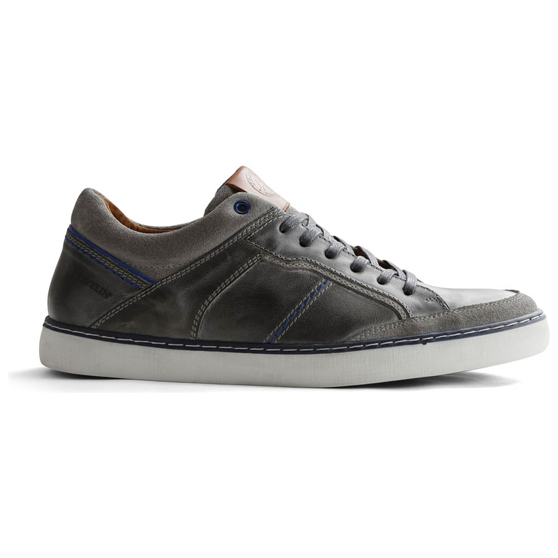 4f061d9277f8c8 Travelin Mens Corby Shoes (Light Grey)