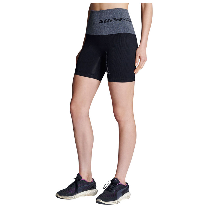 c15120954c737 Supacore Womens Coretech Compression Shorts (Black) | Sportpursuit.com