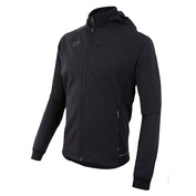 Mens Escape Softshell Hoodie (Black)