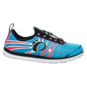 Womens EM Tri N 1 Shoes (Blue Atoll/Electric Pink)