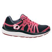Womens EM Road M 3 Shoes (Black/Honeysuckle)