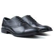 Mens Ealing Shoes (Black)