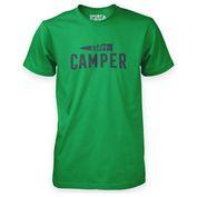 Mens Camper T-Shirt (Green)