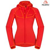 Womens Cortina Neo Fleece Jacket (Grenadine)