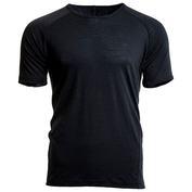 Mens Cougar 170g Merino Short Sleeve Top (Dark Navy)
