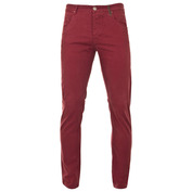 Mens Sea Sands Party Trousers (Burgundy)