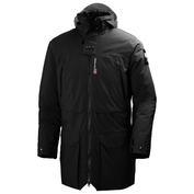 Mens Shore Parka Jacket (Black)