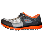 Mens Kalmar Running Shoes (Black)
