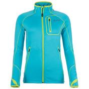 Womens Tunderia Fleece Jacket (Light Blue)