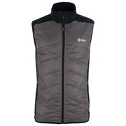 Mens Ruffino Gilet (Light Grey)