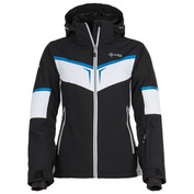 Womens Fiona Ski Jacket (Black)