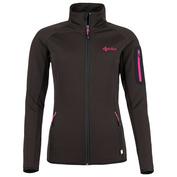 Womens Arabella Fleece Jacket (Black)